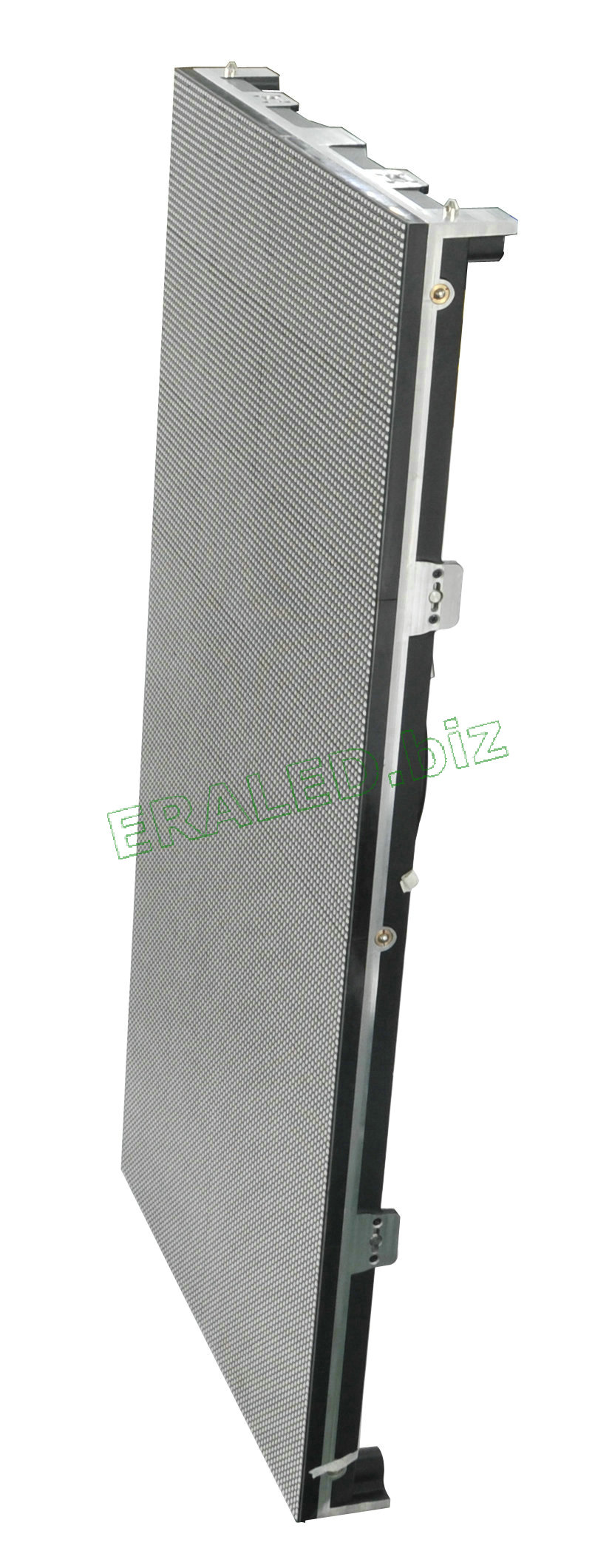 500×1000×75mm Indoor Rental die casting aluminum cabinet