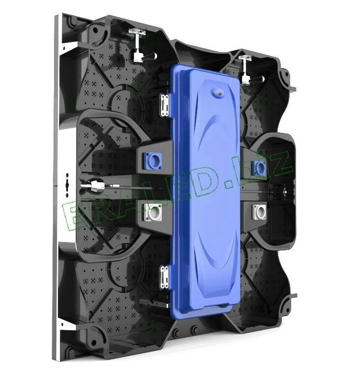 500×500×75mm Outdoor Fixed magnesium alloy new die casting aluminum cabinet