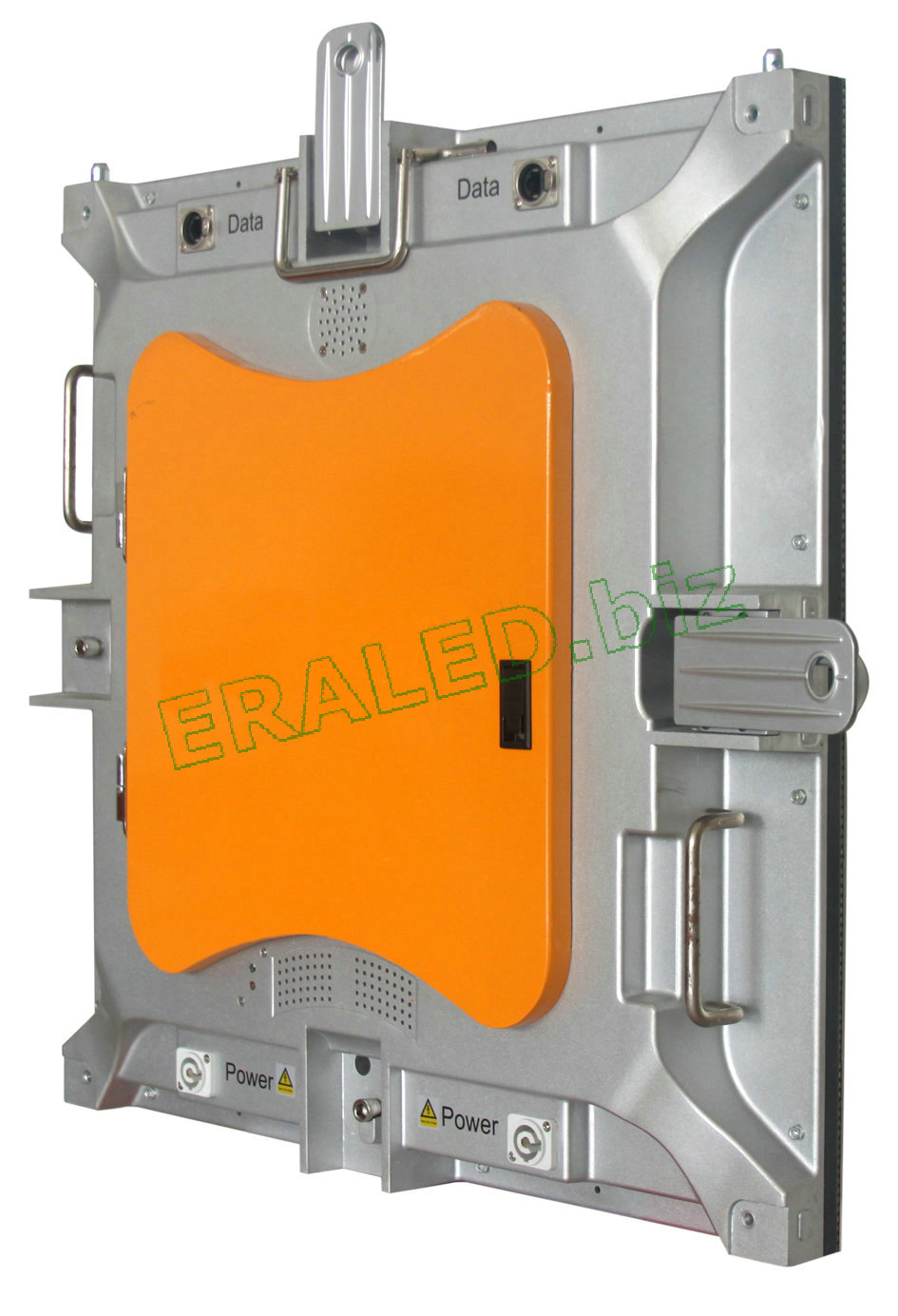 576×576×75mm Indoor Rental die casting aluminum cabinet