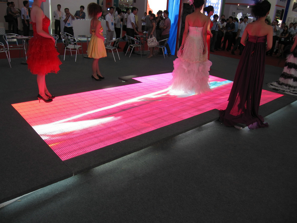 Dancing floor LED Display screen