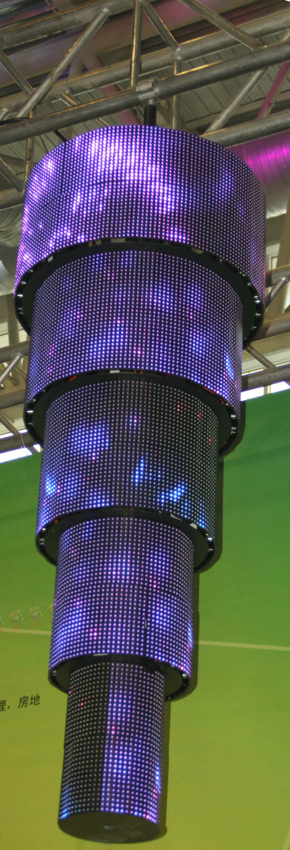 Flexible LED Display screen