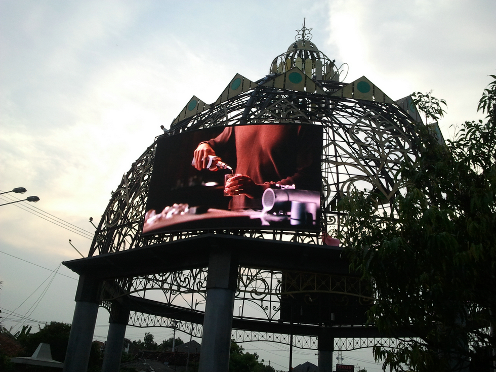 Outdoor Fixed LED Display screen