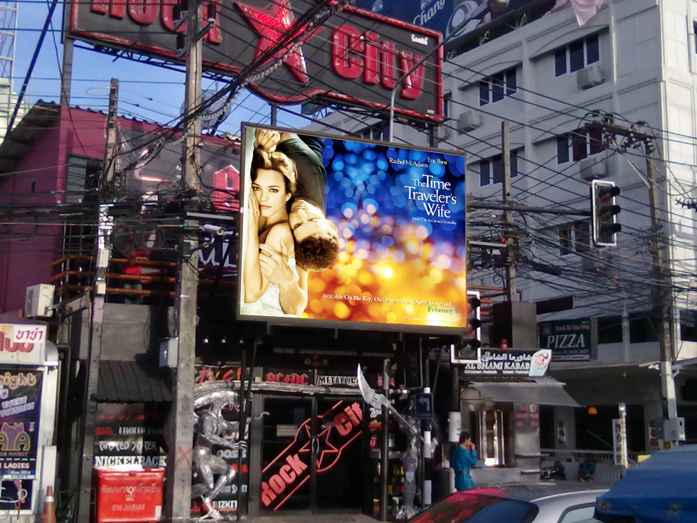 Outdoor Rental LED Display screen